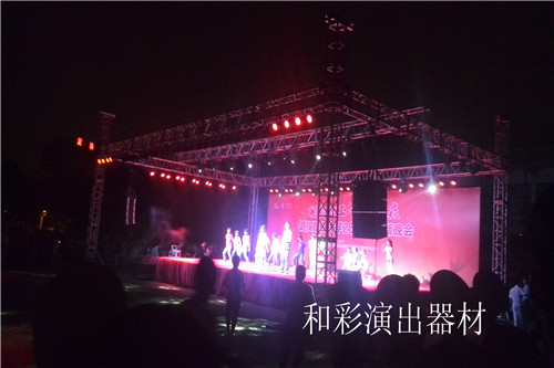 【图解】舞台灯光的设计原则介绍 舞台灯光起到的作用介绍