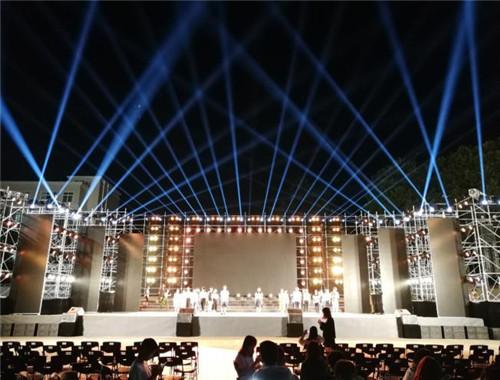 武汉舞台设备出租