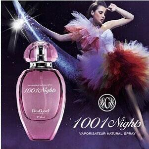 多斯嘉妮1001夜香水