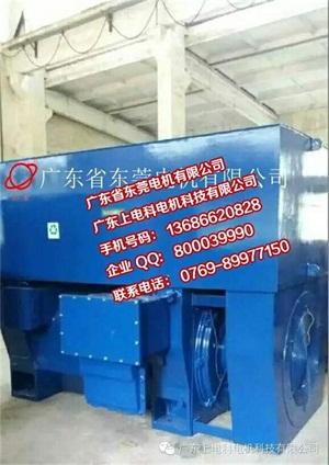 高壓電機再制造