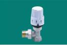 PP-R散热器恒温阀(角式)