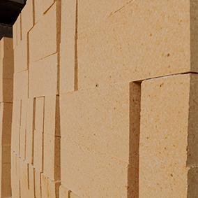 工業窯爐用粘土質耐火磚