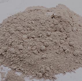 高铝质耐火泥浆