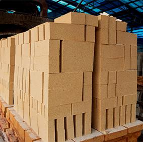 水泥窑用磷酸盐结合高铝耐磨砖