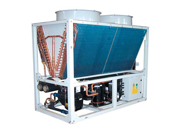 风冷热泵机组