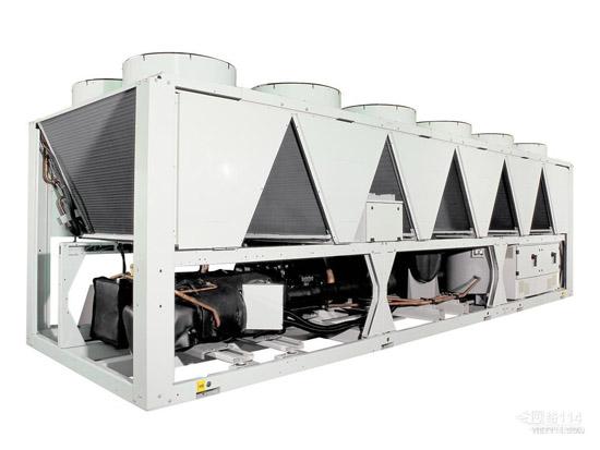 风冷热泵螺杆式机组