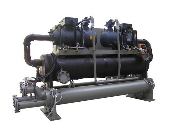 水源热泵机组安装