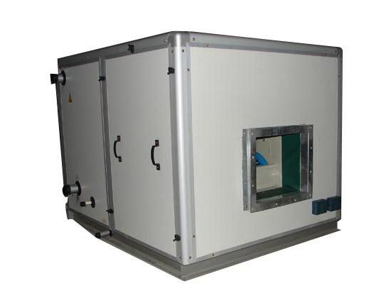 空气处理机组安装