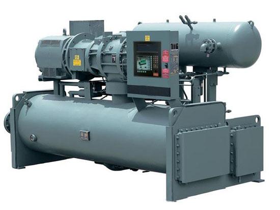 水冷螺杆冷水机组设备