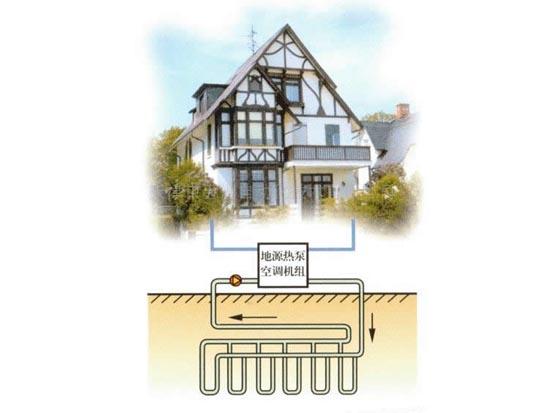 水地源热泵系统