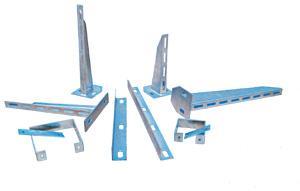 电缆桥架安装支架附件
