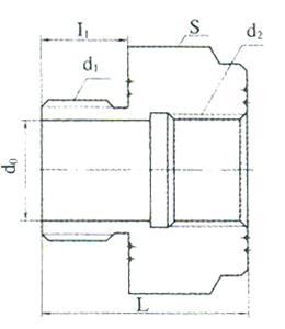 温度计转换接头(一)