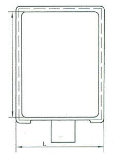 YX-I型就地仪表保温保护箱
