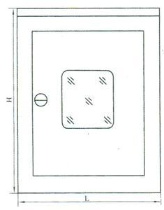 YX-F型就地仪表保温保护箱