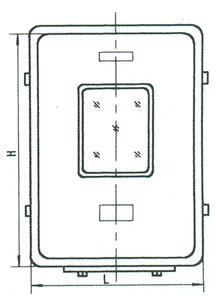 YX-D型就地仪表保温保护箱