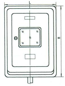 YXH-C型就地仪表保温保护箱