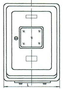 YXH-B型就地仪表保温保护箱