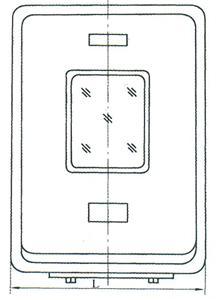 YX-A型就地仪表保温保护箱