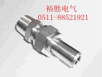 不锈钢304变送器对焊式终端管接头
