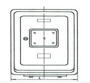 YX-B型就地仪表保温保护箱