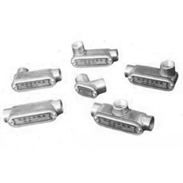 防尘铸钢铝合金铸钢穿线盒接线盒
