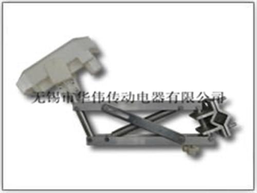 单极铝合金集电器