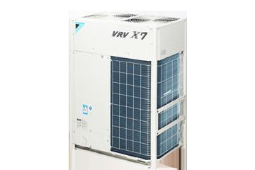 VRV水源热泵系列