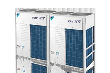VRV更新用Q系列