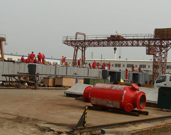 采油钻井设备防腐