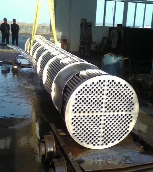 换热器镍磷镀防腐涂层