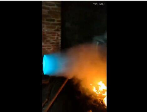 烟雾异味处理效果视频