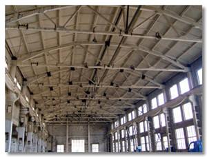 屋面板折线形屋架