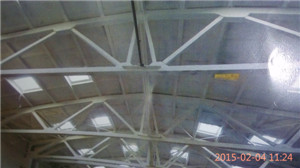 折线形屋架