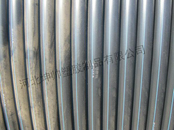 HDPE硅芯管管材