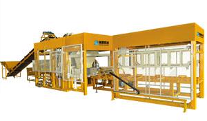 透水砖机生产线