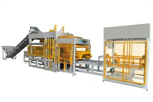【多图】成型液压机,使用最简单 液压砌块机具有自动控制和手动控制双重功能