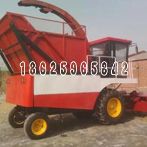 牵引式玉米青贮收割机
