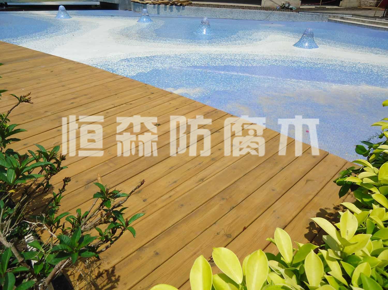 贵阳防腐木地板销售