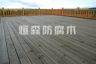 贵州防腐木地板销售