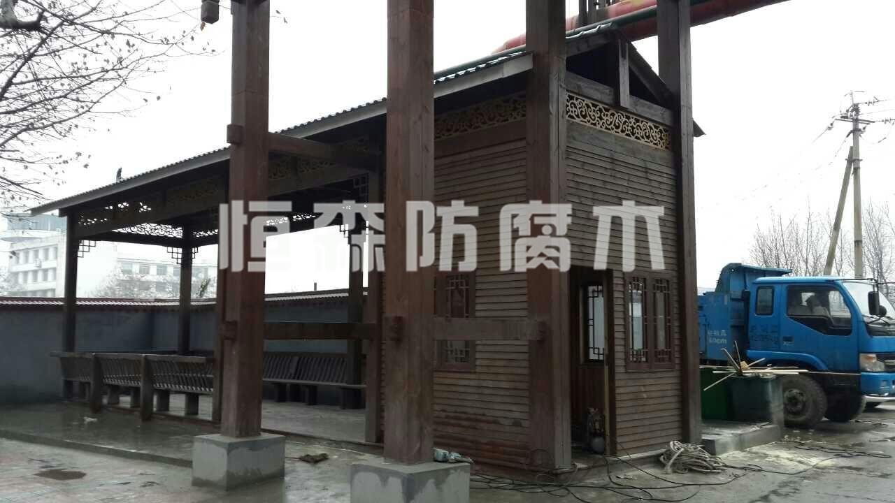 贵阳防腐木销售公司