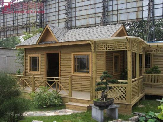 贵阳防腐木房子