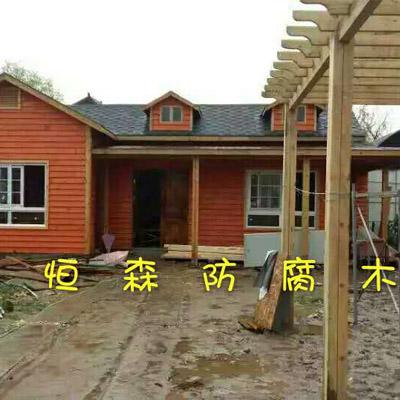 贵阳防腐木屋