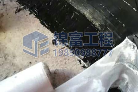 脱硫烟囱防腐堵漏