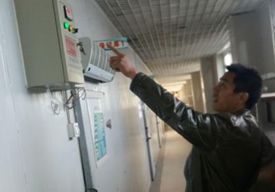 【知识】石家庄螺杆压缩机维修有故障看这里 风管是中央空调的重要部件