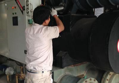 【多图】石家庄制冷设备讲解制冷原理 石家庄冷库安装过程