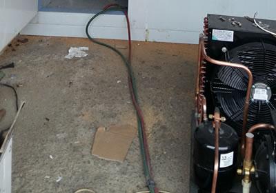 【热】石家庄冷库安装常识 清洗中央空调的必要性