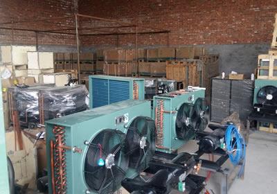 【分享】石家庄冷库安装详解 石家庄冷库安装选对制冷设备才是正题
