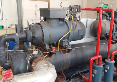 【新闻】冷却水系统和冷冻水系统的清洗 使用中央空调细心调节温度