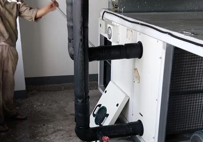 【技巧】风管是中央空调的重要部件 中央空调清洗的必要性