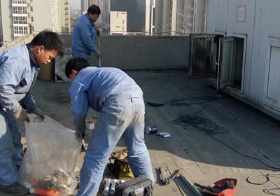 【原创】石家庄制冷设备为您科普它的制冷原理 送回风管的清洗十分必要